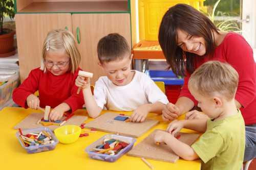 занятия йогой для детей разных возрастных групп